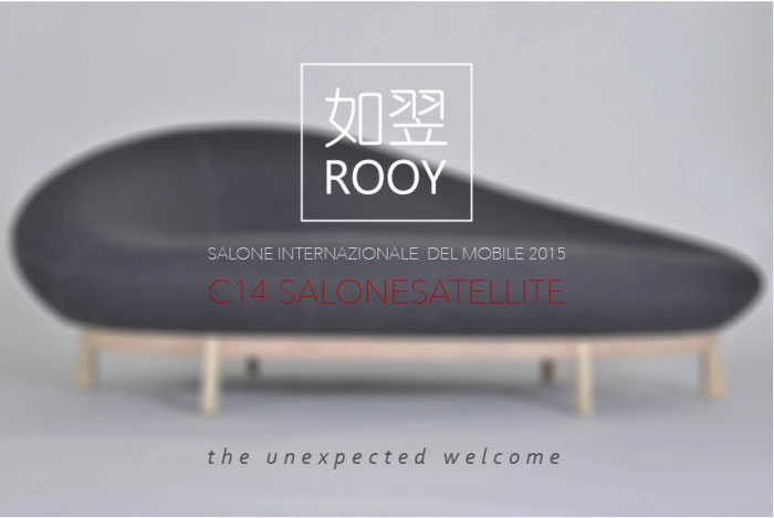 Spring 2015 product series introduced as Yi ROOY
