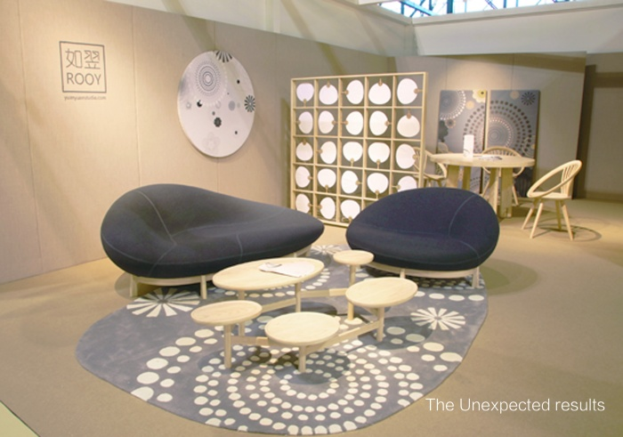 2015 Milan Design Home Show ROOY Series Review